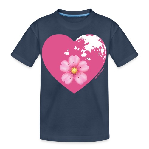 GINNY GUN LENAS LOGO - Maglietta ecologica premium per ragazzi