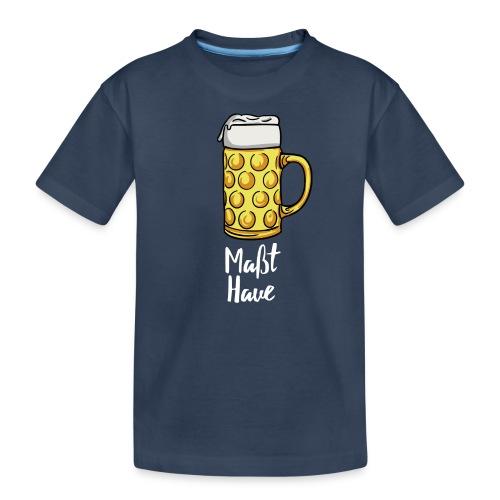 Maßt-Have - Teenager Premium Bio T-Shirt
