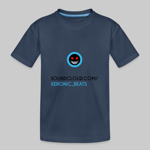 XERONIC LOGO - Teenager Premium Organic T-Shirt