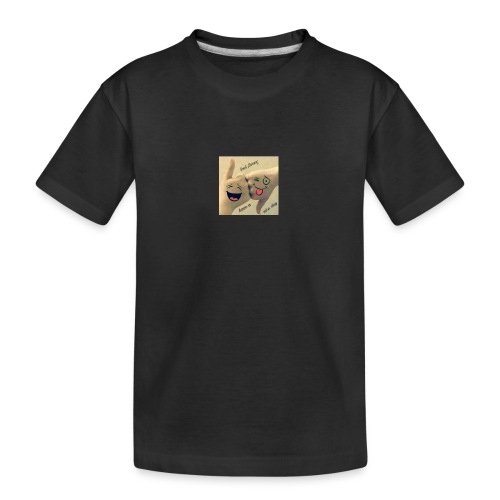 Friends 3 - Teenager Premium Organic T-Shirt