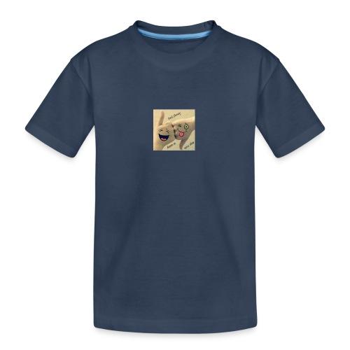 Friends 3 - Teenager Premium Organic T-Shirt