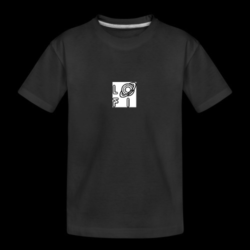 PLANET LOFI - Teenager Premium Organic T-Shirt