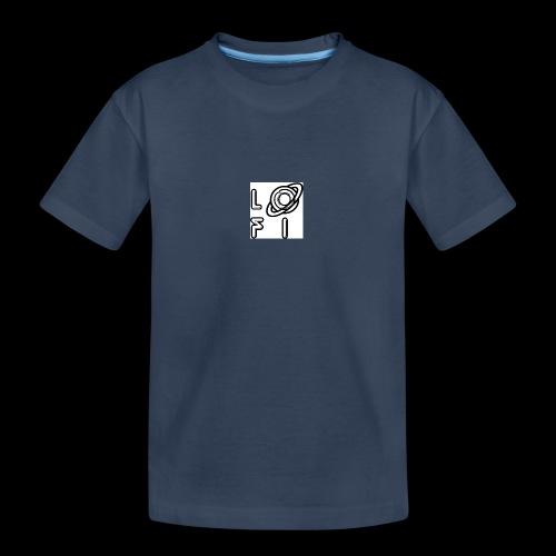 PLANET LOFI - Teenager Premium Organic T-Shirt