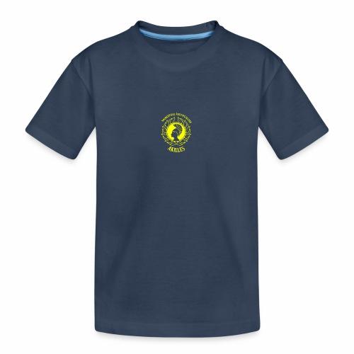 NBKALogga - Ekologisk premium-T-shirt tonåring