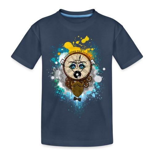 Remember the futur Souviens toi du futur - T-shirt bio Premium Ado
