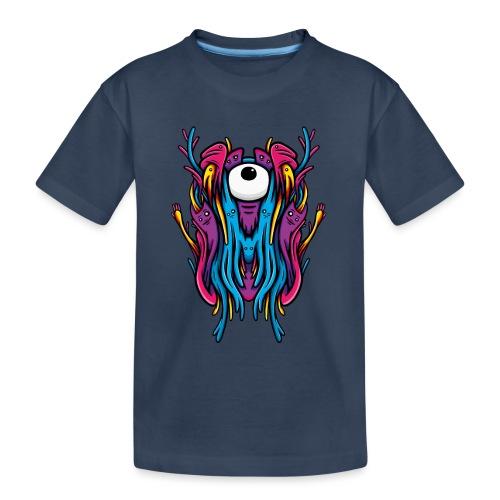 Look Up - Teenager Premium Organic T-Shirt
