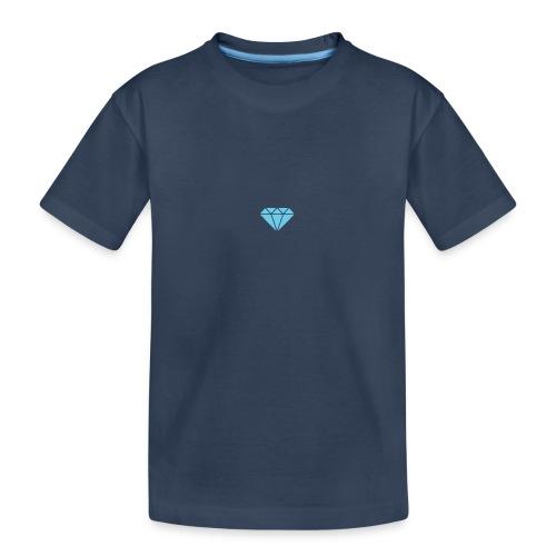 Diamond Shine - Ekologisk premium-T-shirt tonåring