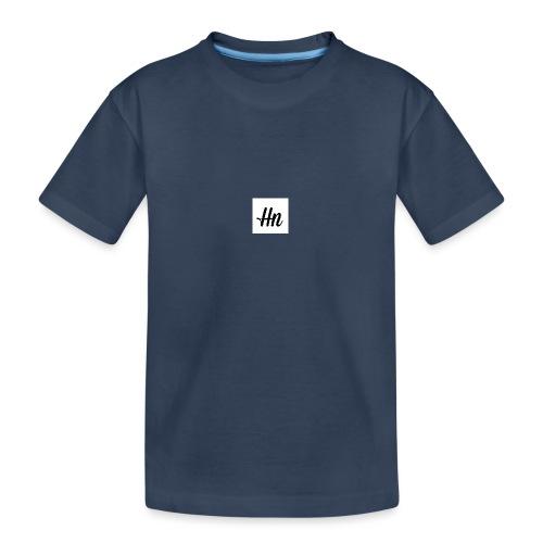 Hn signiture - Teenager Premium Organic T-Shirt
