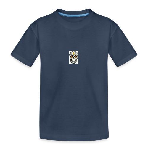 tete de mort - T-shirt bio Premium Ado