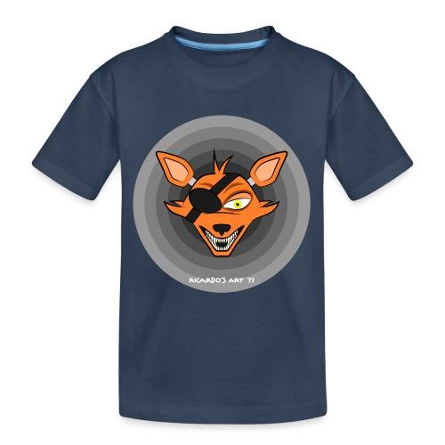 Five Nights at Freddy's - FNAF Foxy - Teenager Premium Organic T-Shirt
