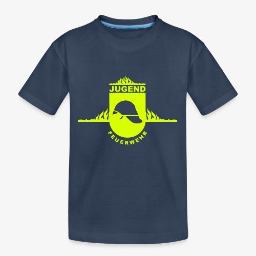 Jugend Feuerwehr - Teenager Premium Bio T-Shirt