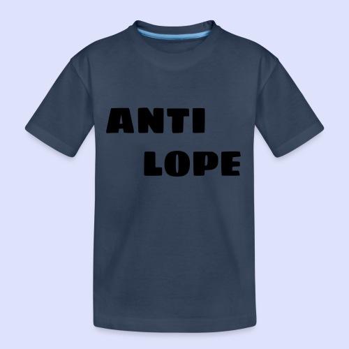Antilope 005 - Teenager premium biologisch T-shirt