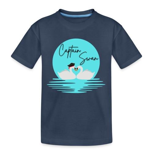Captain Swan - T-shirt bio Premium Ado