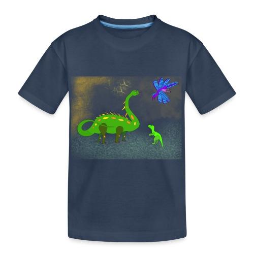 Theo & Mama - Teenager Premium Bio T-Shirt