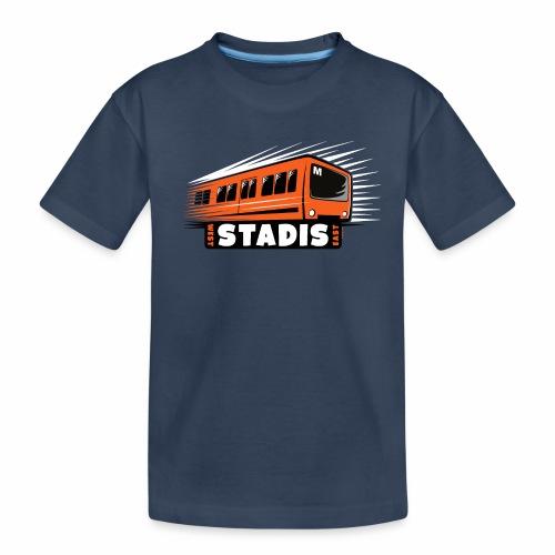 STADISsa METRO T-Shirts, Hoodies, Clothes, Gifts - Teinien premium luomu-t-paita
