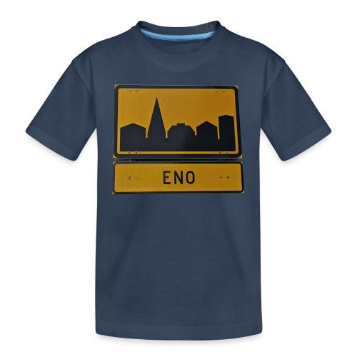 The Eno - Teinien premium luomu-t-paita