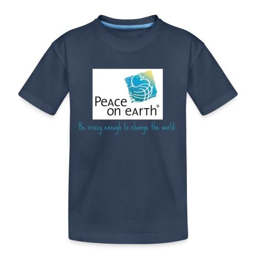 becrazy1 - Teenager Premium Bio T-Shirt