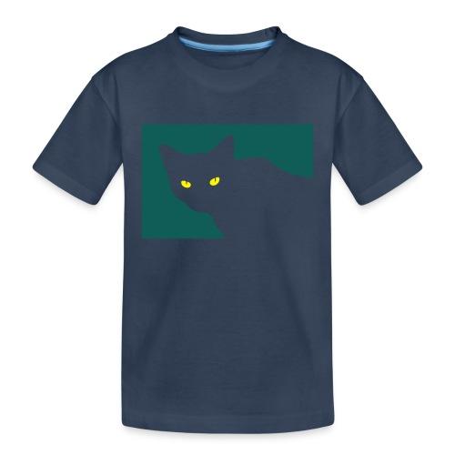 Spy Cat - Teenager Premium Organic T-Shirt