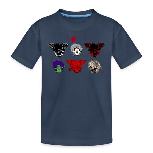 Sheepers Creepers - Teenager Premium Bio T-Shirt