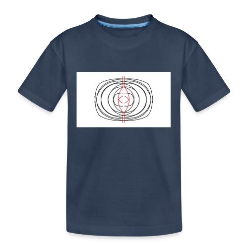 Project Capture 9 - Camiseta orgánica premium adolescente