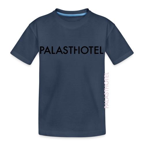 Palasthotel - Teenager Premium Bio T-Shirt