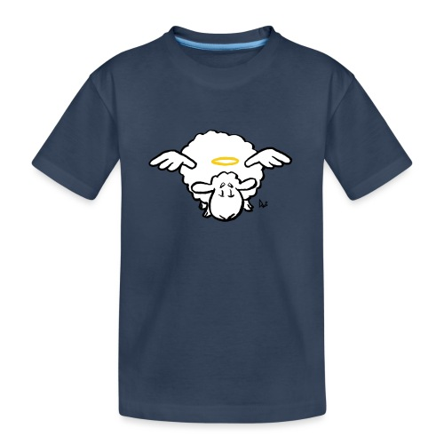 Angel Sheep - Teenager Premium Bio T-Shirt