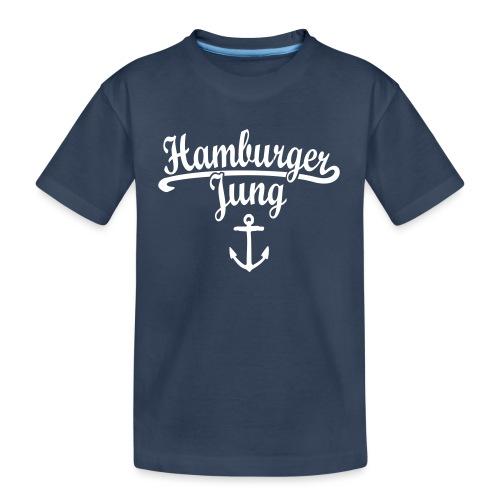 Hamburger Jung Klassik Hamburg - Teenager Premium Bio T-Shirt