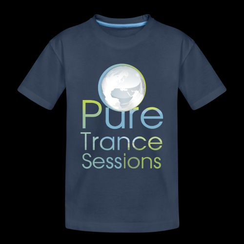 PTS logo new15 beeldmerkS png - Teenager Premium Organic T-Shirt
