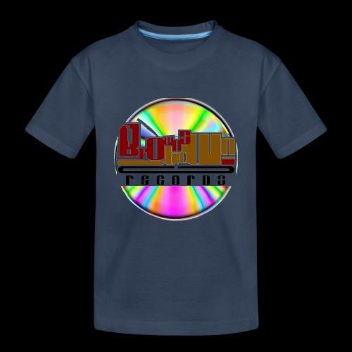 BROWNSTOWN RECORDS - Teenager Premium Organic T-Shirt