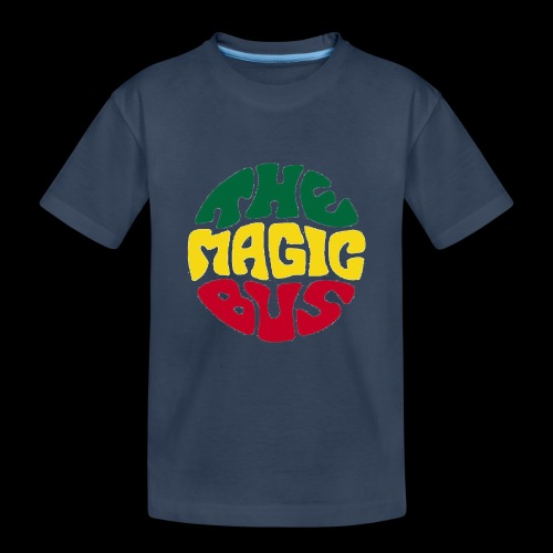 THE MAGIC BUS - Teenager Premium Organic T-Shirt