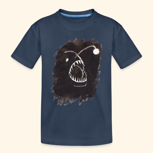 I djupet - Ekologisk premium-T-shirt tonåring