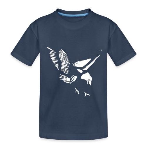 Aquila - Maglietta ecologica premium per ragazzi