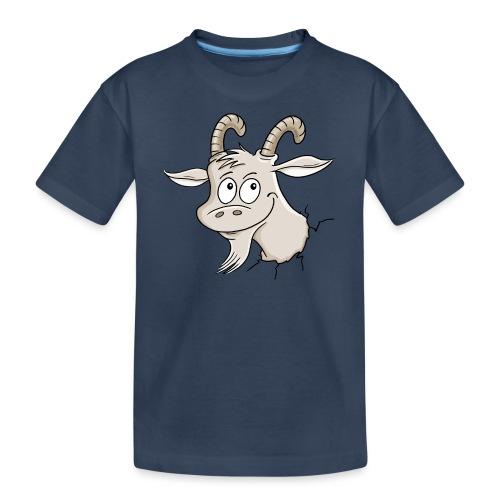 Steinbock - Teenager Premium Bio T-Shirt