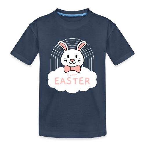 Kinder Design Kaninchen - Teenager Premium Bio T-Shirt