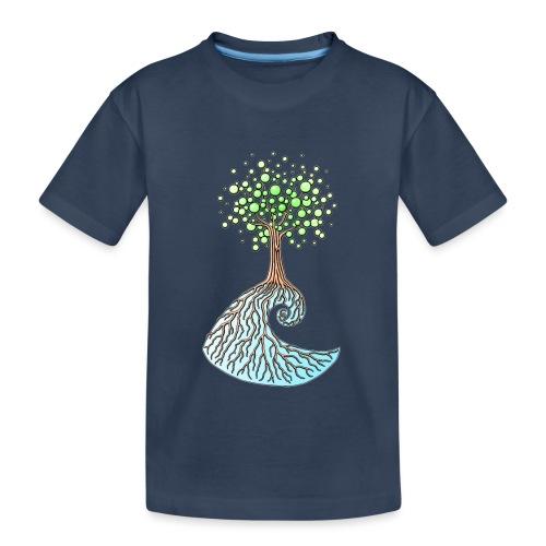 Wellenbaum - Teenager Premium Bio T-Shirt