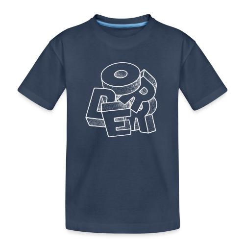 Order - Ekologisk premium-T-shirt tonåring