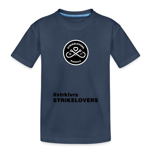 StrikeLovers Circle - Teenager Premium Bio T-Shirt