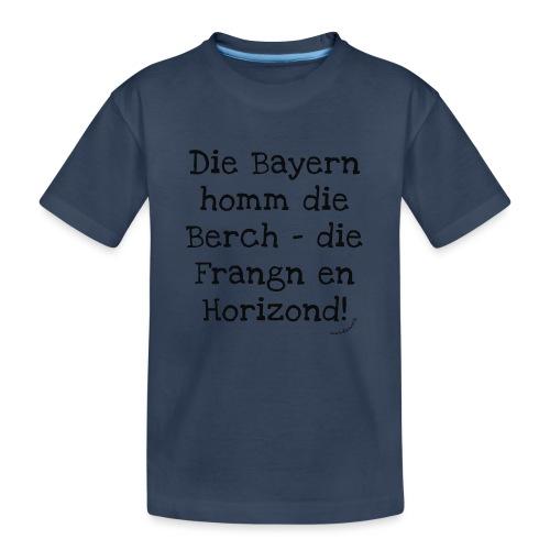 Horizond - Teenager Premium Bio T-Shirt