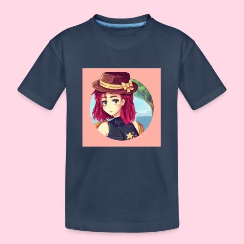 Juliette Badge - T-shirt bio Premium Ado