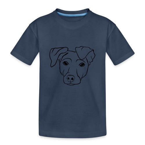Mischling - Teenager Premium Bio T-Shirt