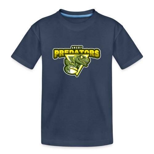Angry predators - Teenager Premium Bio T-Shirt