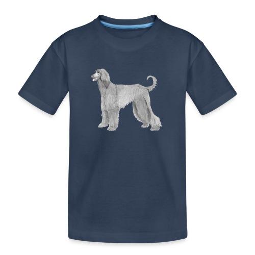 afghanskMynde - Teenager premium T-shirt økologisk