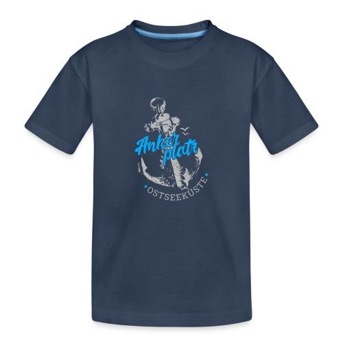 Ankerplatz - Teenager Premium Bio T-Shirt