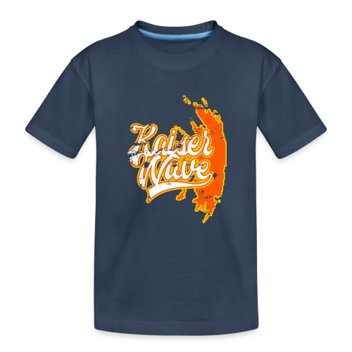 Kaiser Wave - T-shirt bio Premium Ado
