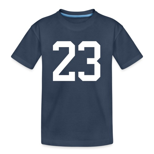 23 VISUR Stefan - Teenager Premium Bio T-Shirt