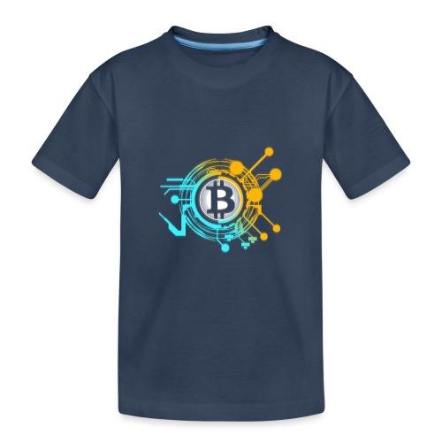 Bitcoin - Teenager Premium Bio T-Shirt