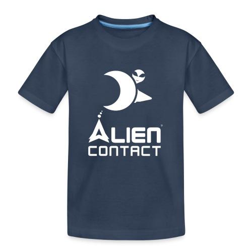 Alien Contact - Maglietta ecologica premium per ragazzi