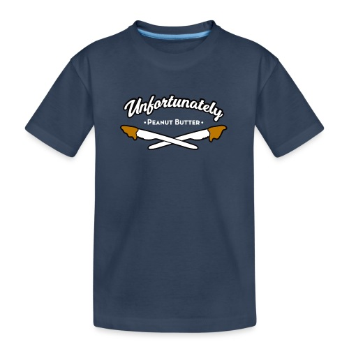 Unfortunately - Teenager premium biologisch T-shirt