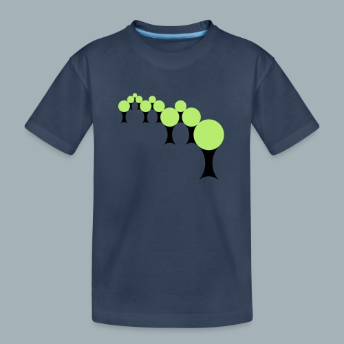 Golden Rule Premium T-shirt - Teenager premium biologisch T-shirt