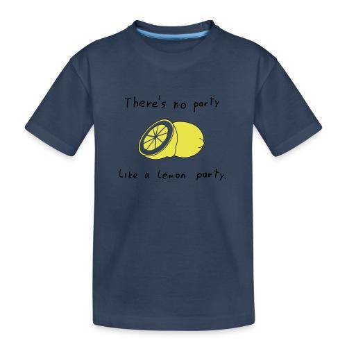 Lemonparty - Teenager Premium Bio T-Shirt